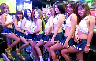 windmill pattaya girls