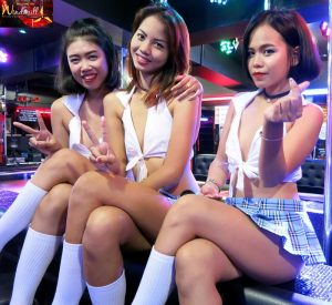 Sexy Pattaya Girls