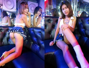 never lonely with pattaya girls